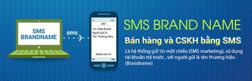 SMS Brandname Viettel